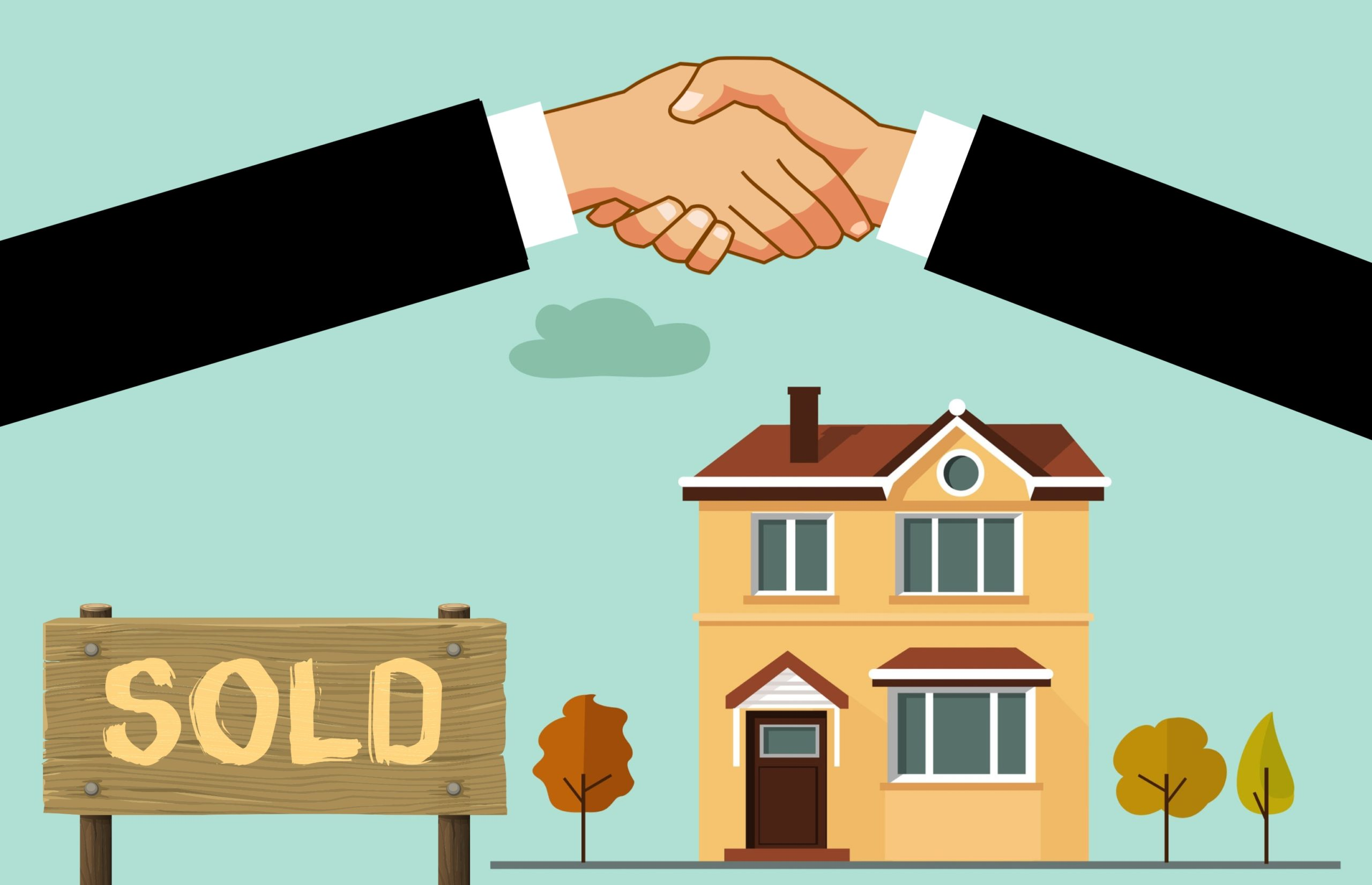 house mortgage home sold real estate 1586145 pxhere com  scaled.