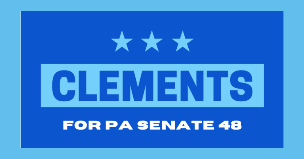 Clements for PA Senate 48