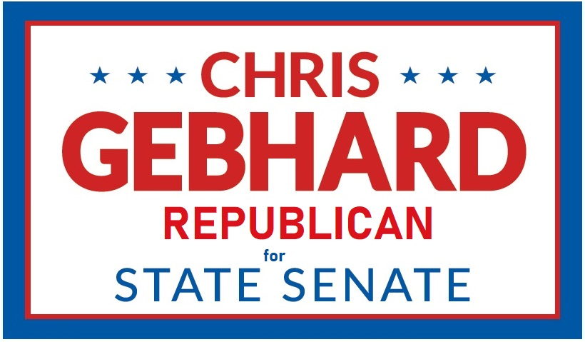 Chris Gebhard for State Senate