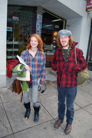 Grace and Dave, State College