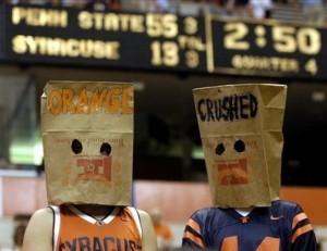Penn State Syracuse Football
