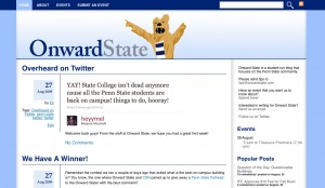 New Onward State
