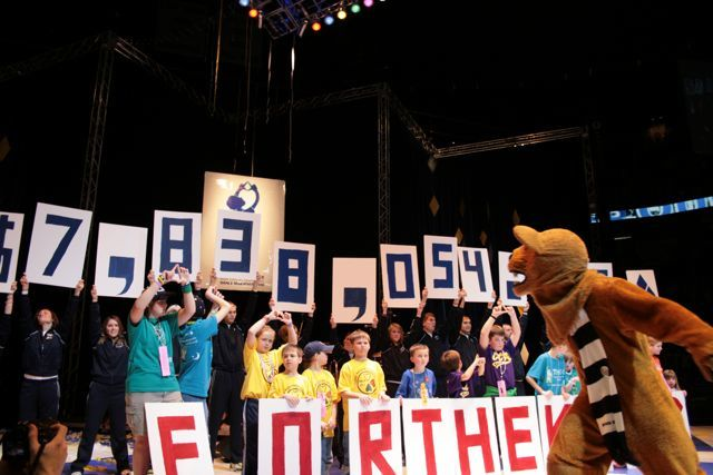 THON's Total Revealed