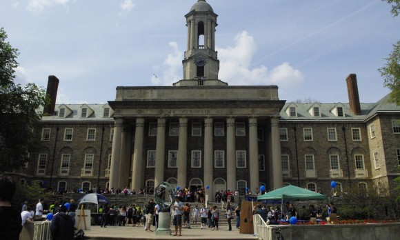 Old Main Open House
