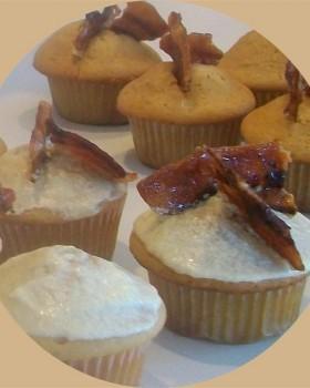 pancake cupcake