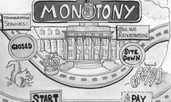 Donahue Cartoon
