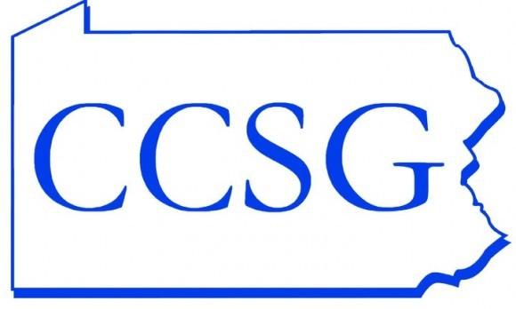 commonwealth logo. CCSG LOGO