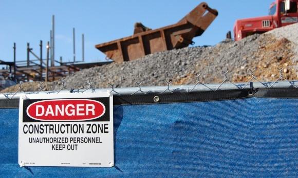 Construction, work
