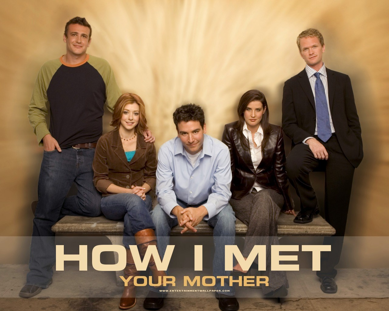 i meet your mother cast