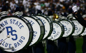 Blue Band Bass Drums