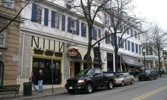 State College Downtown