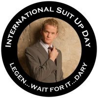 International Suit Up Day