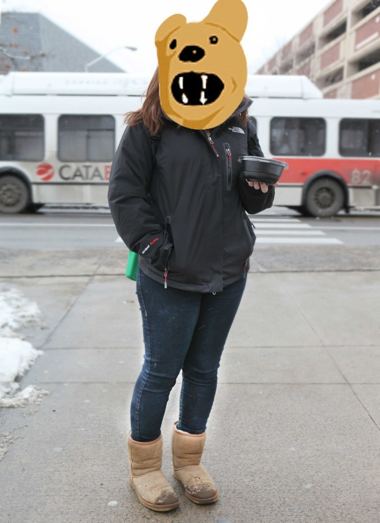 Natty Nittany: What Not to Wear. The