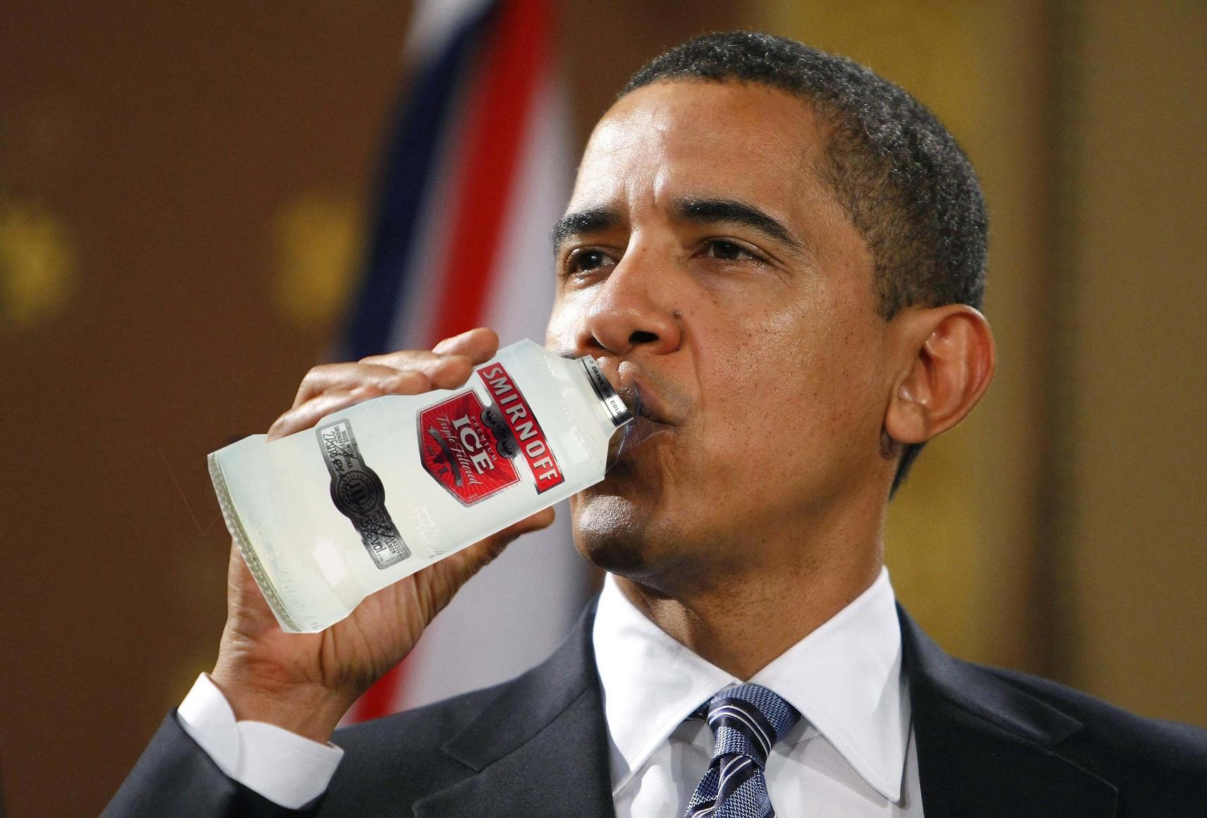 Obama Ice