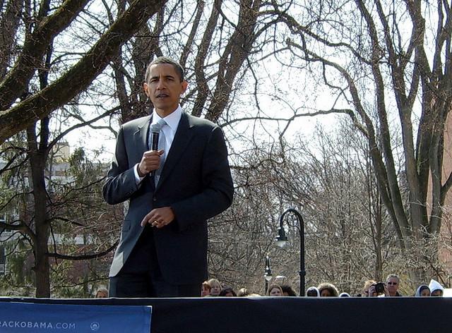 Obama Penn State