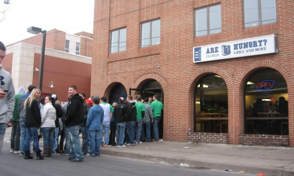 State Patty's Day - Are U Hungry Line