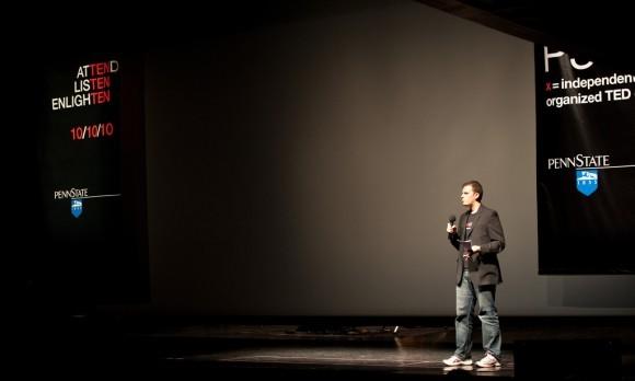 Steve Garguilo Executive Director TEDxPSU