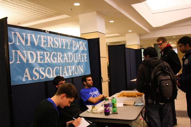 upua meet the candidates