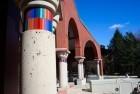 Palmer Museum of Art Columns