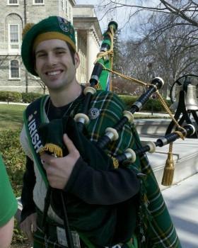 Irish dude