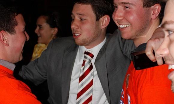 Bard Elected UPUA Election 2011