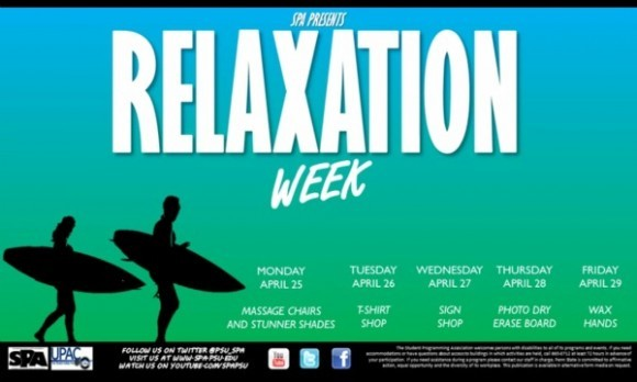Relaxation Week