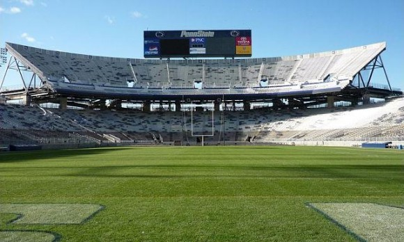 Beaver Stadium North Endzone