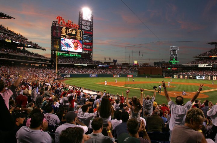 Penn State hockey will play in Citizens Bank Park on January 4, 2012
