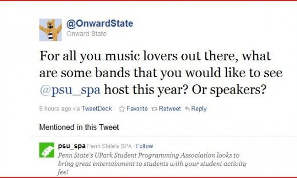 spa suggestions tweet