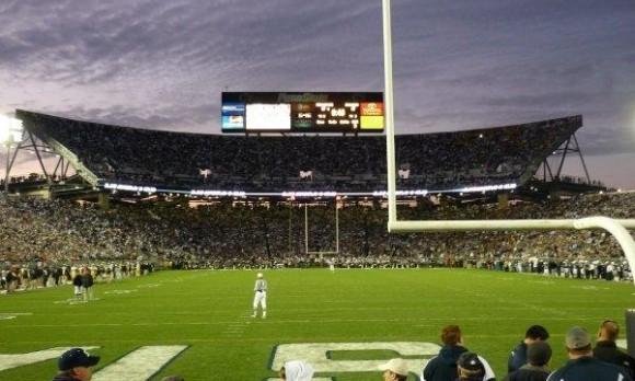 Beaver Stadium North Endzone