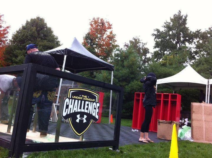 Under Armour Challenge