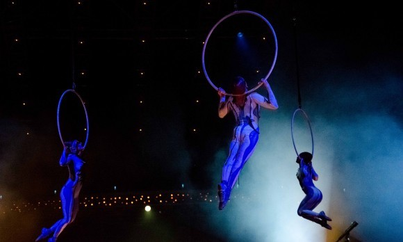 Cirque Du Soleil at the BJC
