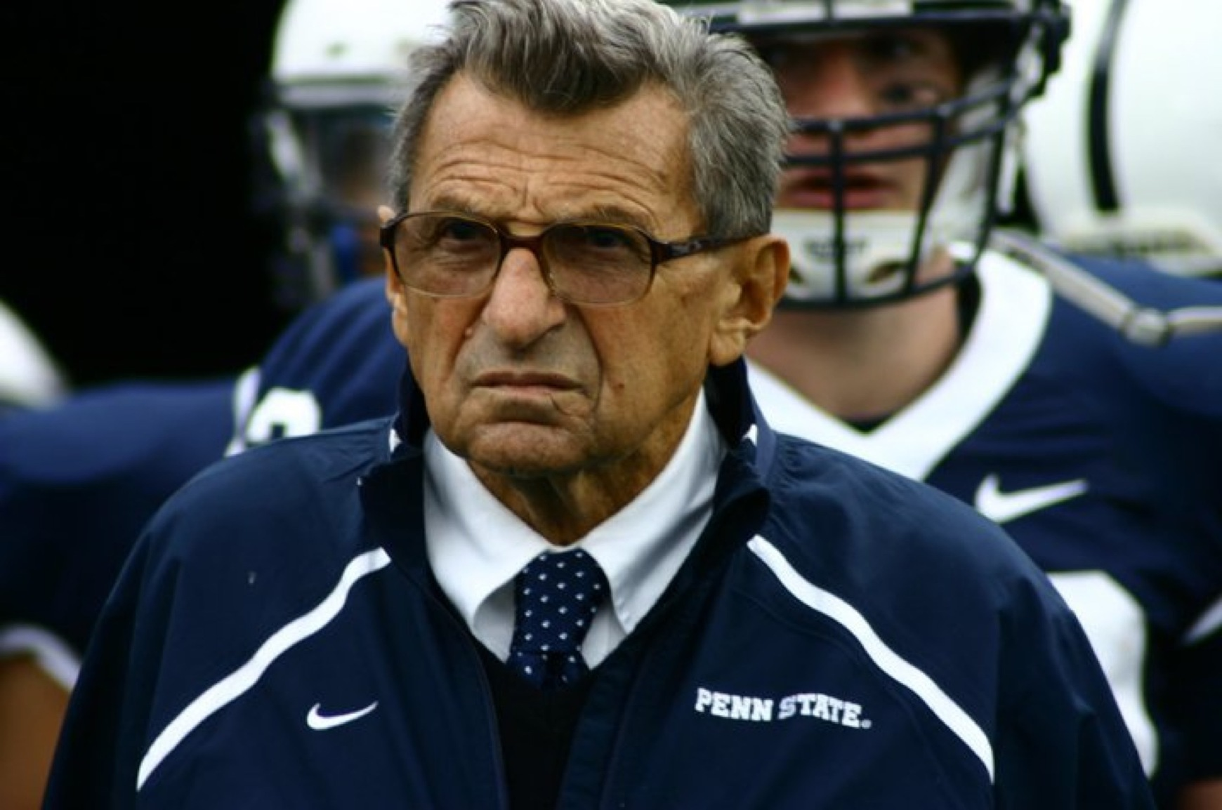 Joe Paterno Earns Gerald Ford Award -- Photo by Eric Weiss