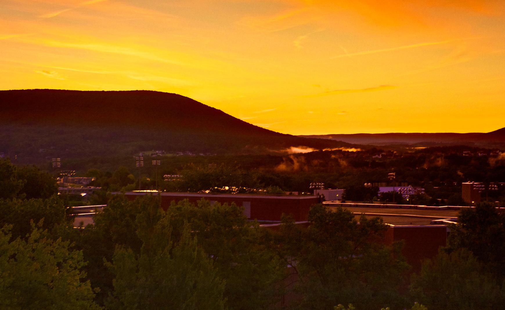 Mt Nittany Sunrise