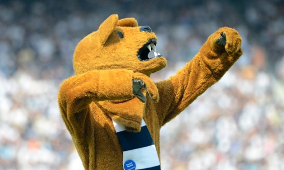 Nittany Lion Indiana State game