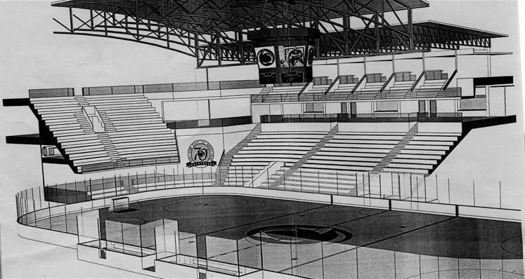 Sneak Peek Pegula Ice Arena