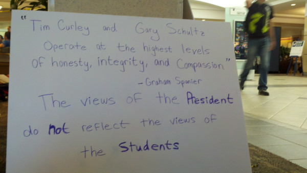 Student sign in HUB