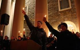 Candle Light Vigil MCs