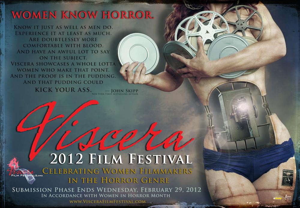 2012 Viscera Poster