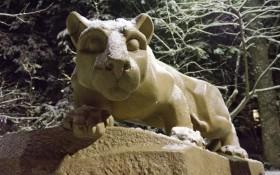 Lion Shrine on Feb 8, 2012