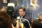 Penn State linebacker Michael Mauti talks about the Class of 2012.