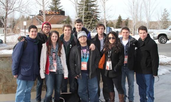 Sundance group photo deres