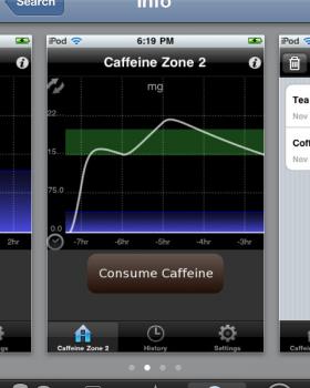 Caffeine Zone