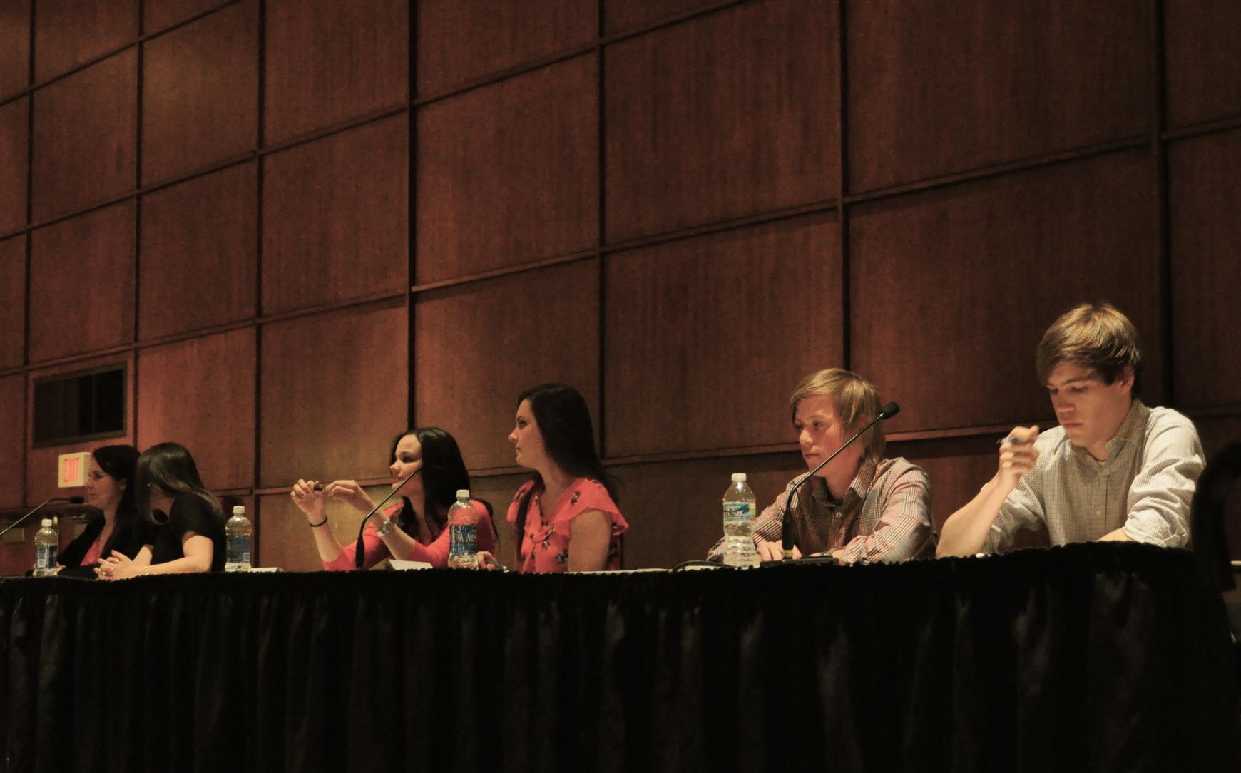 2012 UPUA Debate