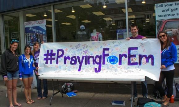 praying for em