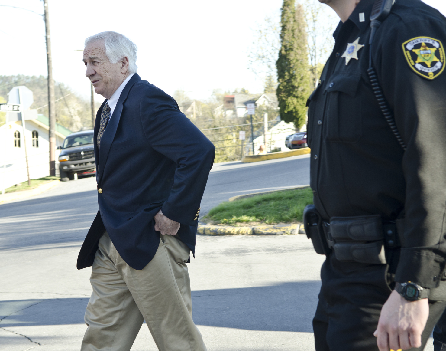 Sandusky Accusers File Motions to Remain Anonymous - Onward State