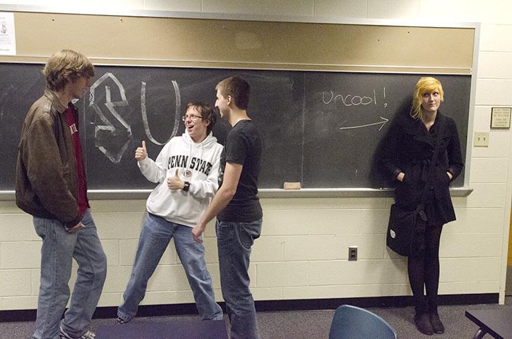 Socially Awkward Freshman: 5 Things I Didn't Do - Onward State