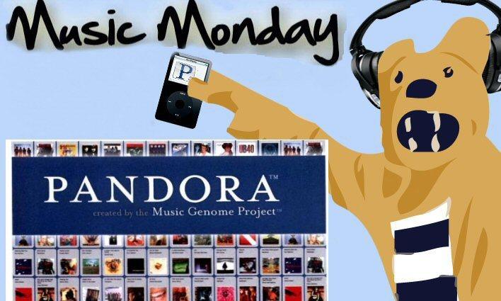 musicmonday pandora
