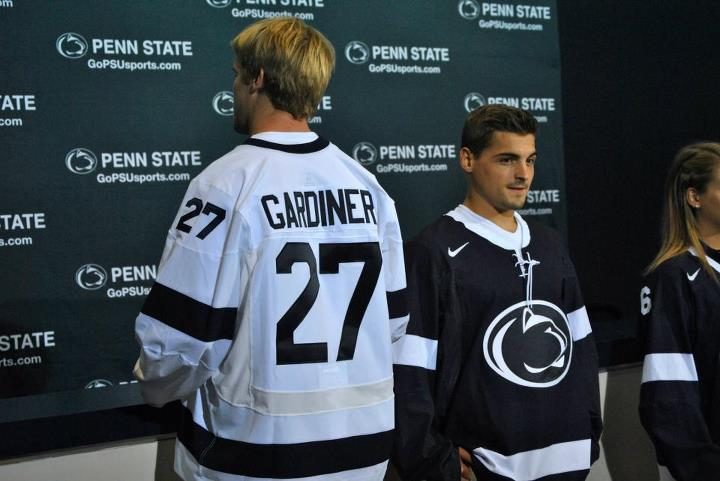 New hockey uniforms