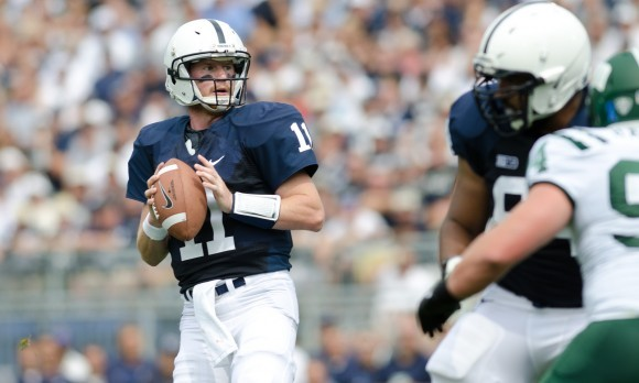 Penn State vs. Ohio Football (Photo: Dave Cole)